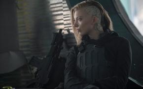 Picture Cressida, Natalie Dormer, The hunger games:mockingjay, The Hunger Games:Mockingjay - Part-2