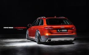 Picture Audi, Auto, Machine, Auto, Vossen, Wheels, feed