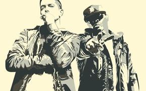 Picture vector, Royce, Eminem, Marshall Bruce Mathers, Slim Shady, Marshall Bruce Mathers, shady, Bad Meets Evil, …