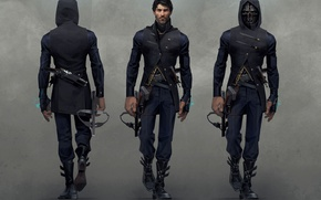 Picture The game, Game, Corvo, Arkane Studios, Dishonored 2