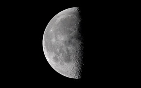 Picture The moon, Side Of The Moon, Satellite