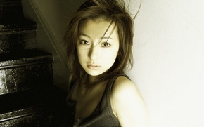 Picture hair, asian, cute