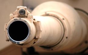 Picture tank, trunk, gun, usa, abrams