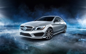 Picture Mercedes-Benz, AMG, CLA
