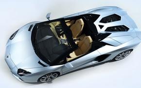 Picture Roadster, Lamborghini, cabrio, Aventador, LP 700-4