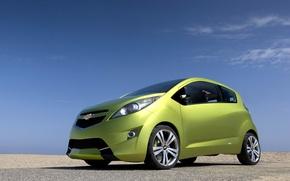 Picture Chevrolet, Malometrazhka, Spark