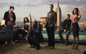 Picture roof, movies, The series, actors, Alphas, Alphas