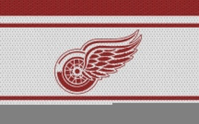Picture red, logo, wings, detroit, hockey