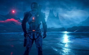 Picture BioWare, Game, Electronic Arts, Mass Effect: Andromeda