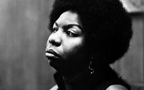 Picture musician, singer, Nina Simone