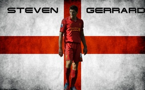 Picture England, Liverpool, Gerrard