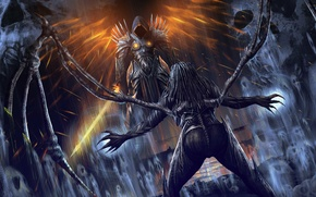 Picture archangel, diablo 3, Sarah Kerrigan, StarCraft, Tyrael, Angel of Death, Heroes of the Storm, Archangel …