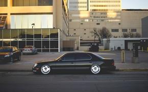 Picture tuning, lexus, Lexus, stance, ls400
