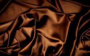 Picture brown, chocolate, background, Atlas, texture, silk, satin, fabric