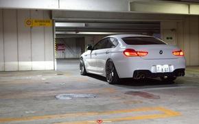 Picture machine, auto, BMW, BMW, wheels, drives, auto, feed, 2015, Vossen Wheels