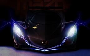 Picture Mazda Furai, Mazda Furai Wallpaper, Mazda HD Wallpaper, Mazda Furai SuperSport, Mazda Race Car