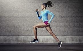 Picture sport, running, nike, run, athletics