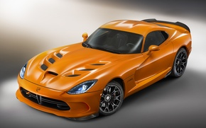 Picture sportcar, srt, viper, 2014