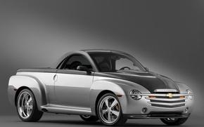 Picture Chevrolet, Design, Silver, ASC SSR, Diamondback