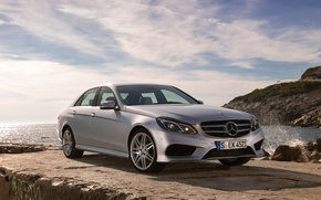 Picture Mercedes-Benz, Mercedes, AMG, the front, AMG, Sports Package, E500