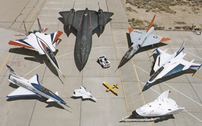 Picture Aircraft, The airfield, Or small scale planes, Prototypes, XP series