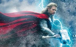 Picture Hero, God, Chris Hemsworth, Chris Hemsworth, Viking, Thor The Dark World, Thor The Dark World