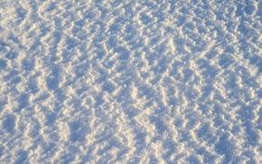Picture winter, white, snow