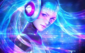 Picture Girls, Girl, League of Legends, LOL, Sona, Maven of the Strings