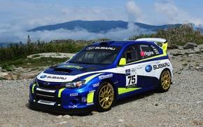 Picture Subaru, WRX, STI, Subaru, Rally Car