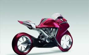 Wallpaper Motorcycle, the wonder wheel, prototype, bike, Honda
