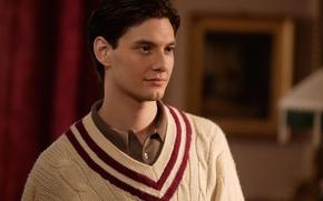 Picture look, shirt, sweater, Ben Barnes, Ben Barnes, easy virtue, easy virtue, John Whittaker