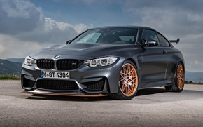 Picture bmw, BMW, the front, gts