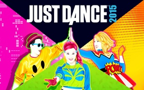 Picture music, stars, dancing, ps3, entertainment, Just Dance 2015