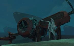 Picture Star Wars, Star wars, Jedi, fan art, Jedi, Pablo Carpio