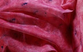 Wallpaper pink, Shine, divorce, texture, fabric, folds