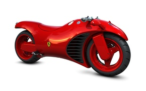 Picture concept, ferrari, bike, wallpapers, motorcycle, original, gdefon