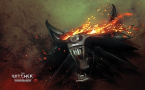 Picture fire, fangs, The Witcher 3: Wild Hunt