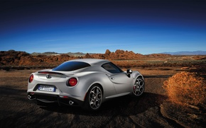 Picture machine, Wallpaper, Alfa Romeo, auto, wallpapers, Launch Edition