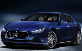 Picture Maserati, sedan, Ghibli