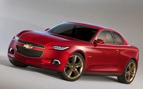 Picture coupe, Chevrolet, emblem