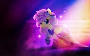 Picture dress, little, my little pony, pony, mlp, gala, fluttershy