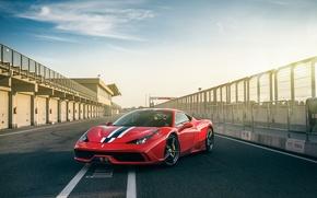 Picture Ferrari, 458, Speciale, Track