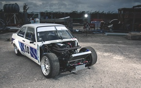 Picture engine, ford, Ford, motor, escort, escort, engine