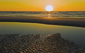 Wallpaper sea, nature, shore, morning