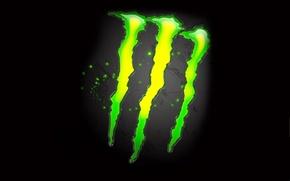 Wallpaper energy, monster, Monster Energy