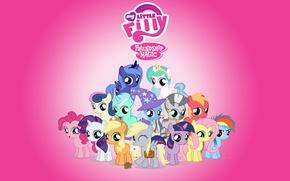 Picture My little pony, MLP, MLP:FIM, nyashno, Filly