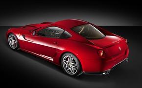 Picture coupe, Ferrari, GTB, 599