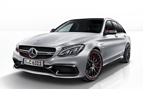 Picture Mercedes, AMG, C63, 2014, Estate Edition, S205