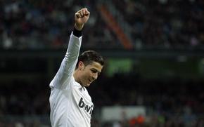 Picture Cristiano Ronaldo, football, CR7, Real Madrid, 2012-2013
