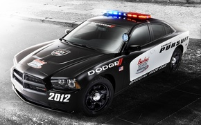 Picture Dodge, charger, dodge, the charger, pursuit